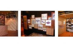 Apresentação Inez Oliveira exhibition design 2016 20