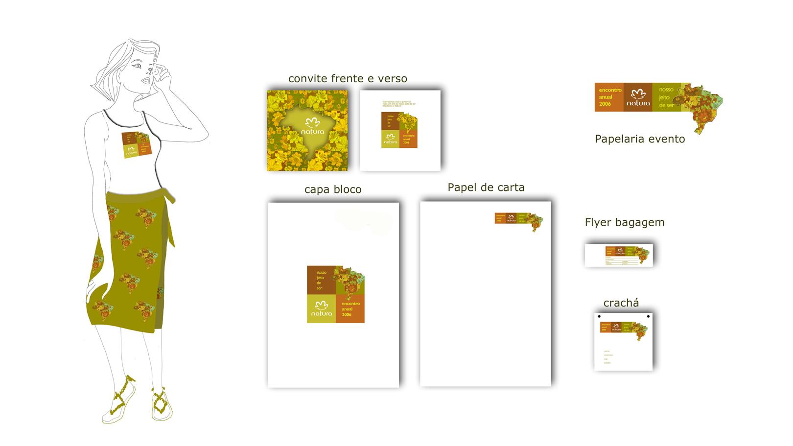 Apresentação portfolio graphic design 20